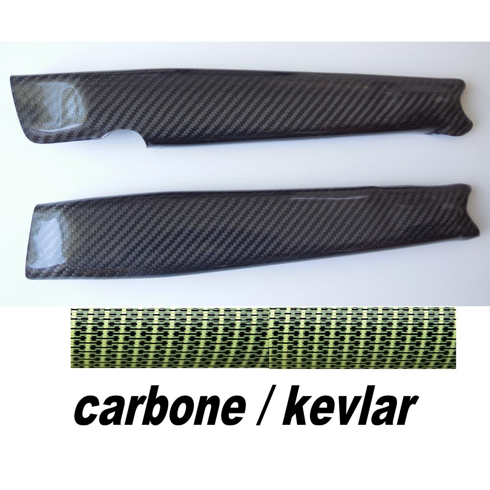 protection bras oscillant carbone kevlar BETA EVO 15 à 19