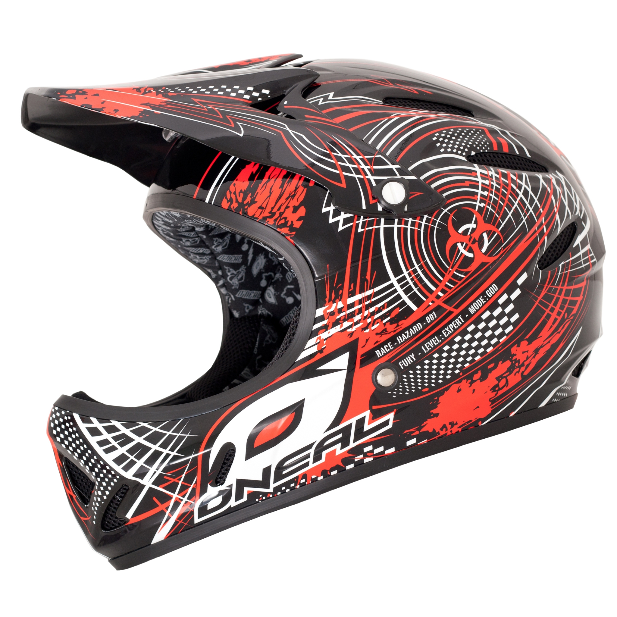 casque bmx cross