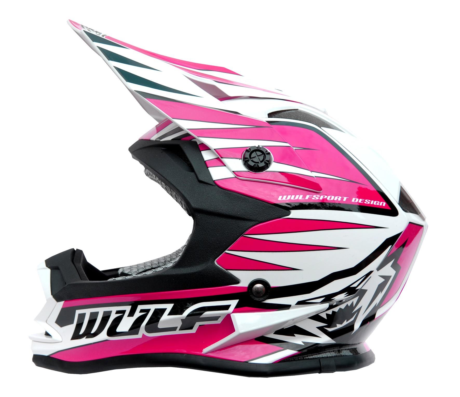 casque enfant moto cross wulfsport advance rose ys a yxl. Black Bedroom Furniture Sets. Home Design Ideas