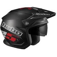 Casque jet trial / quad