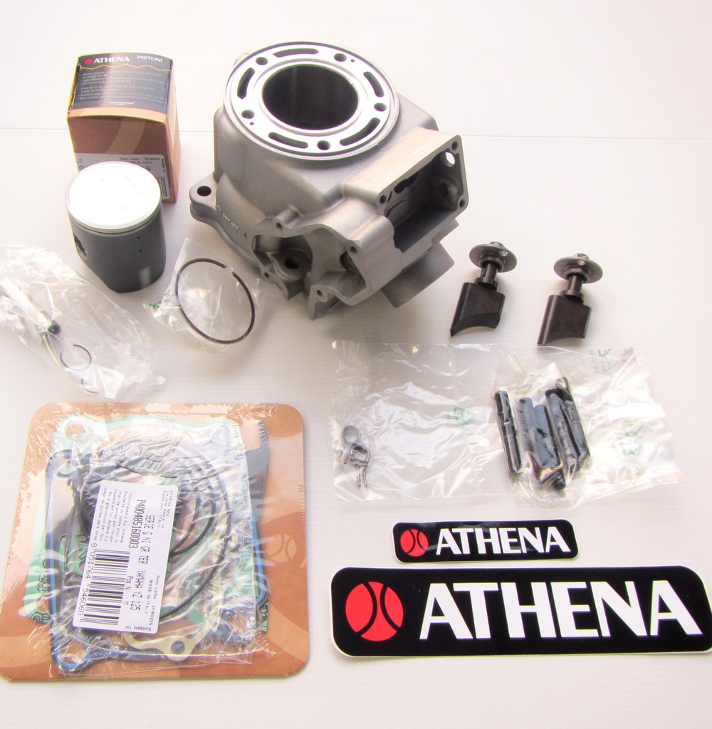 KIT athena cylindre piston joints 125 gasgas EC 2013 à 17
