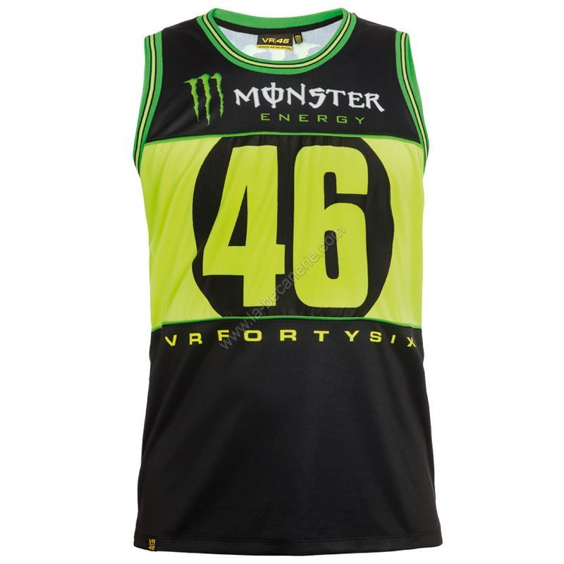 DEBARDEUR VR46 MONSTER ENERGY 46 taille XS a XXL