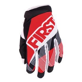 GANTS TRIAL FIRSTRACING ROUGE XL CE