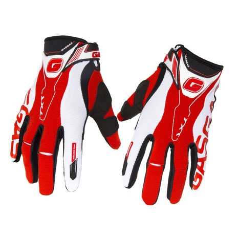 GANTS TRIAL GASGAS TXT ROUGE racing adulte 2014