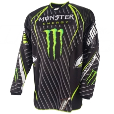 MAILLOT CROSS BMX O'NEAL HARDWEAR MONSTER ENERGY XL