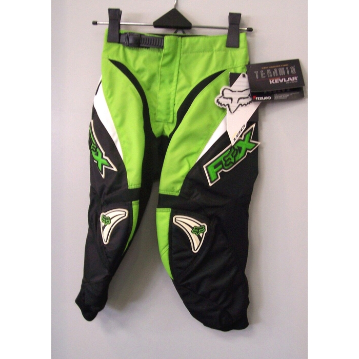 PANTALON MOTO CROSS BMX FOX 180 VERT taille 36 us