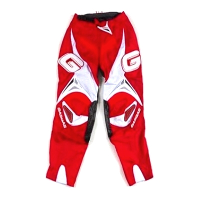 PANTALON GASGAS ENDURO CROSS modèle RACING OFFICIEL ROUGE 34 us