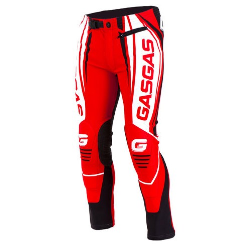 DESTOCKAGE PANTALON TRIAL GASGAS ROUGE racing taille S
