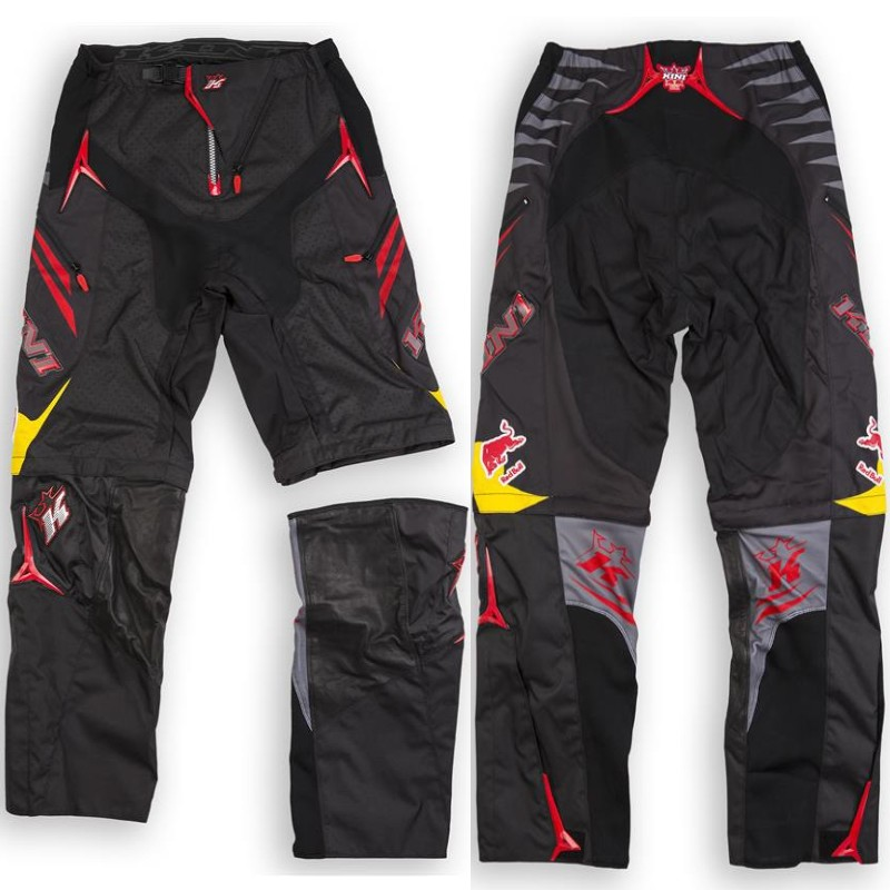 PANTALON BAGGY ENDURO RALLY KINI REDBULL COMPETITION 17