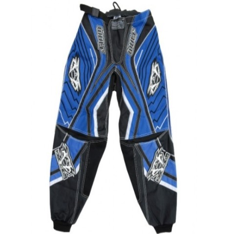 pantalon moto cross bmx wulfstort xcel bleu t30 us. Black Bedroom Furniture Sets. Home Design Ideas