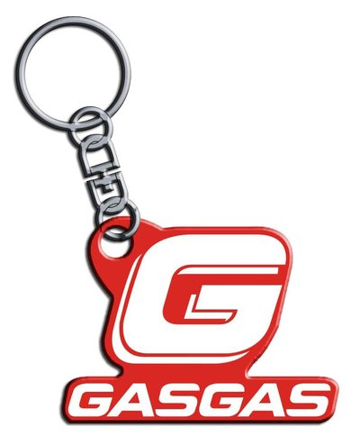 PORTE CLES GASGAS ROUGE racing