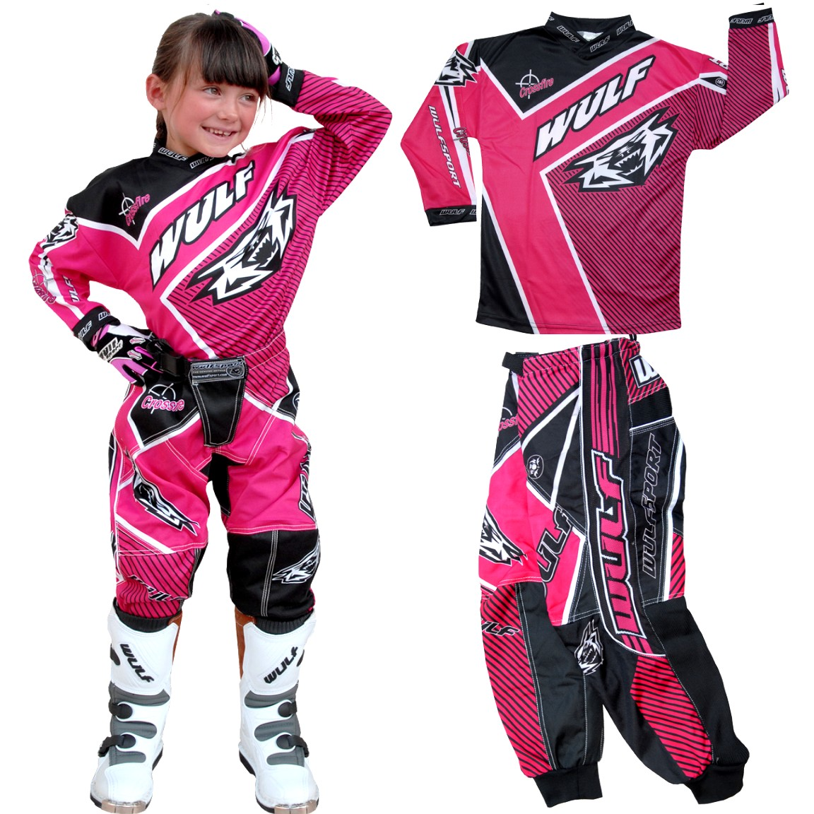 equipement motocross enfant. Black Bedroom Furniture Sets. Home Design Ideas