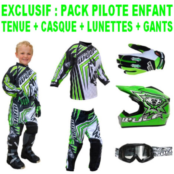 pack enfant cross bmx wulfsport birace vert 4 14a t22 28. Black Bedroom Furniture Sets. Home Design Ideas