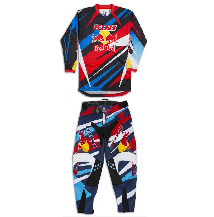 tenue pantalon maillot kini redbull competition enfant t22 28. Black Bedroom Furniture Sets. Home Design Ideas