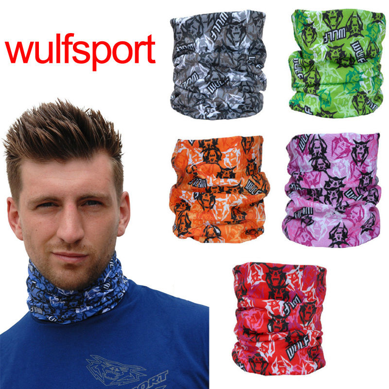 TOUR DE COU TUBE POLYESTER EXTENSIBLE WULFSPORT COULEURS
