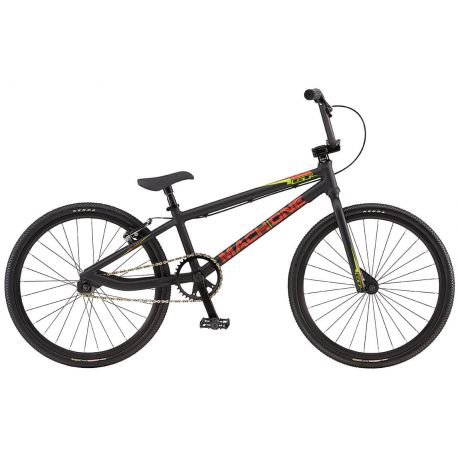 VELO BMX RACE GT MACH ONE EXPERT NOIR ORANGE