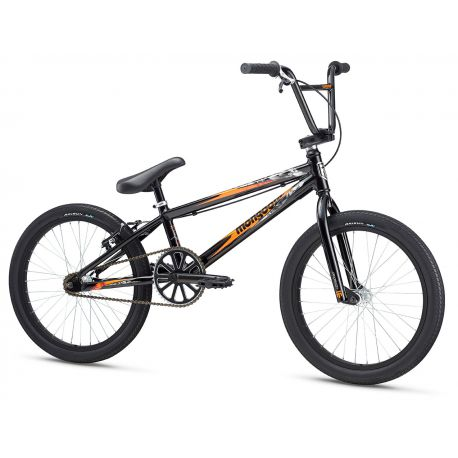 VELO BMX RACE MONGOOSE TITLE JUNIOR NOIR ORANGE