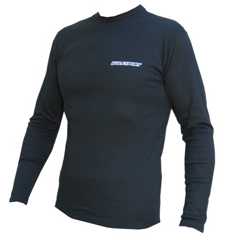 SWEAT MAILLOT moto long WULF SPORT spécial froid