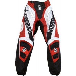 SUPERBE PANTALON MOTO CROSS ENDURO HUSQVARNA HVA ROUGE T36 38 42