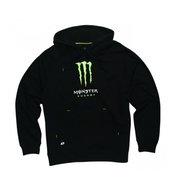 SWEAT A CAPUCHE MONSTER ENERGY ONE INDUSTRIE L