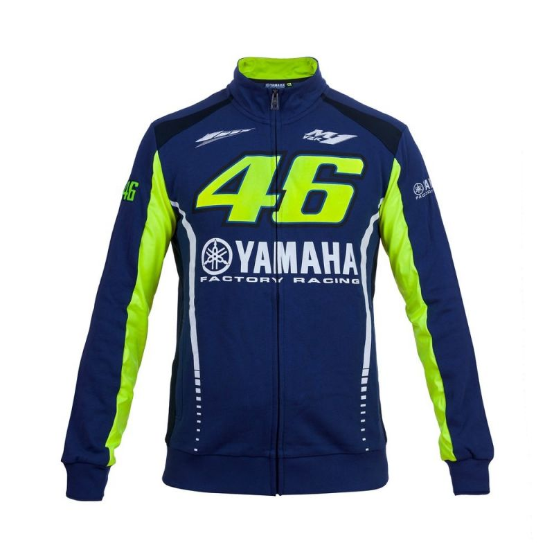 VESTE SWEET VR46 YAMAHA RACING M1  S à XL